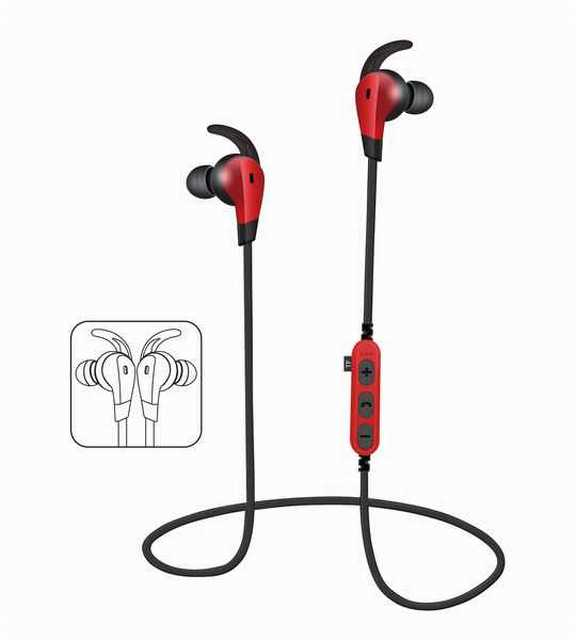 Casque Sport Bluetooth -10